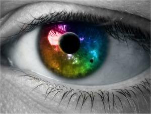 eye глаз внутренний взор вселенная - сайт Солипсизм.Ру